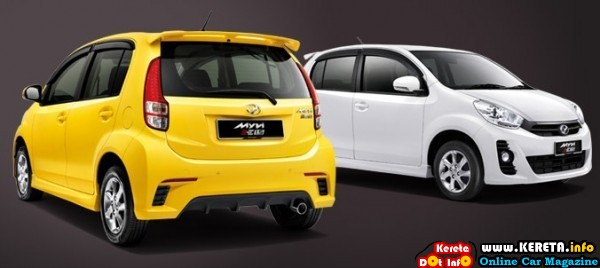NEW PERODUA MYVI 1.5 SE MALAYSIA SPECIFICATION REVIEW