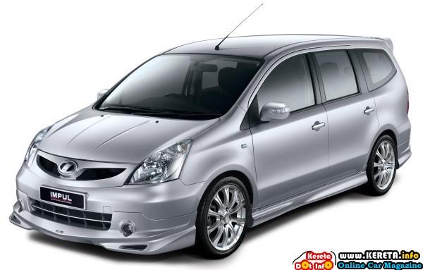 Nissan Grand Livina 1 600x383