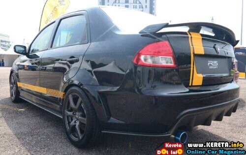 Modified saga blm fl flx bodykit r3 bumper exhaust.jpg