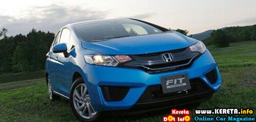 wpid New Facelift Honda Jazz Fit 2014 baru02