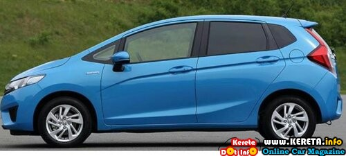 wpid New Facelift Honda Jazz Fit 2014 baru03