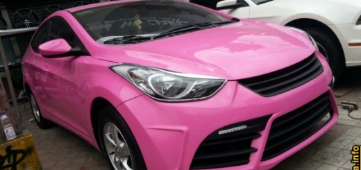 hyundai elantra md 2014 custom bumper body kit pink front rear skirt.jpg