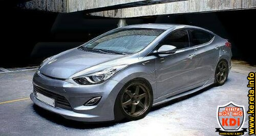 Best Looking Modified Hyundai Elantra Md 1 8 2 0 Body Kit