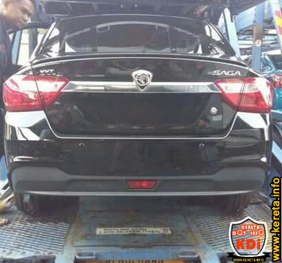 New Proton Saga 2016 2017 Saga Baru 1 3 Vvt Picture And Specification