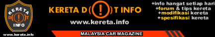 KERETA DOT INFO