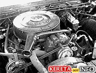 Gambar atas menunjukkan airfilter standard yang ada pada enjin ...