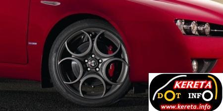 500 units of the specially-tuned Alfa Romeo Brera S