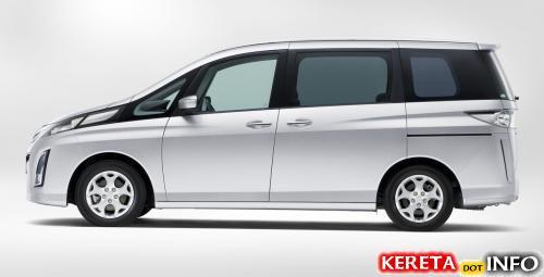 New Mazda Biante for Japan Market