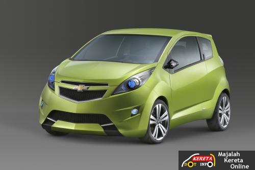 Chevrolet Beat. Chevrolet Beat