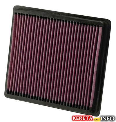 drop in air filter