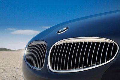 gambar kereta menarik BMW