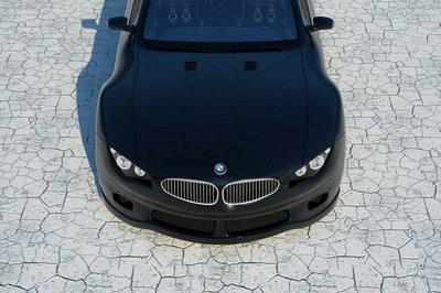 gambar kereta menarik bmw 2