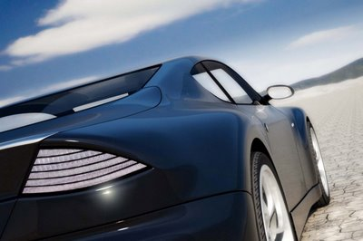 gambar kereta menarik BMW konsep
