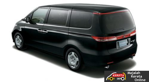 honda elysion 30l mpv
