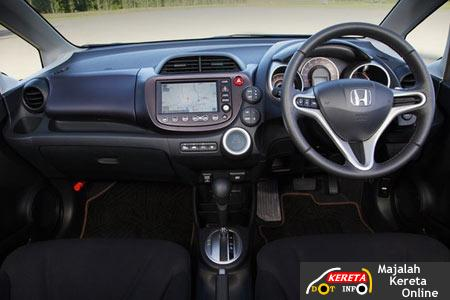 honda jazz interior. Since its launch, the new Jazz has also been receiving