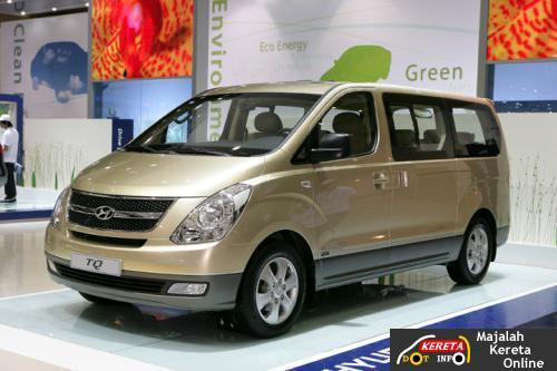 Hyundai Malaysia launch new 11-seater MPV Hyundai Starex