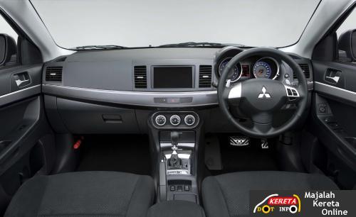 Interior Dashboard