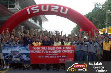isuzu d max challenge
