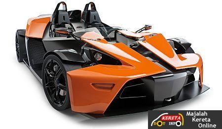 ktm x bow crossbow front road