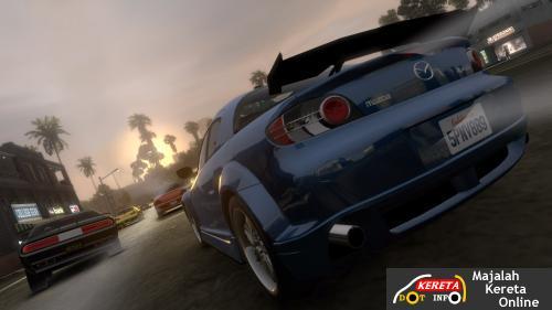 midnight club car racing game
