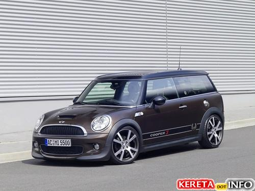 bmw mini clubman picture