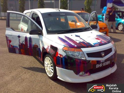 modified proton savvy 4