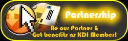 Be KDI Partner & Member!