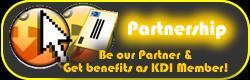 Be KDI Partner & Member!