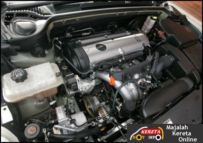 peugeot 407 engine