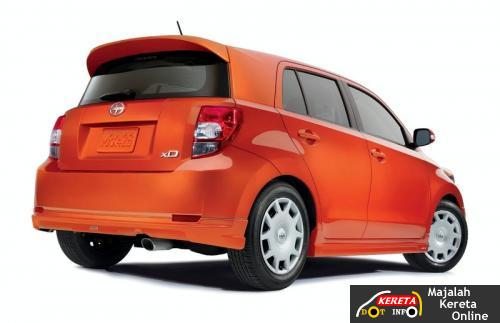 The New Perodua Myvi