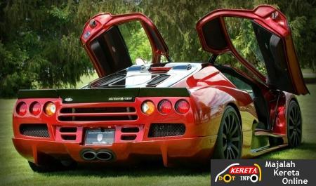 ssc-ultimate-aero fastest supercar