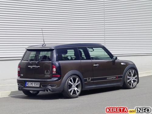 tuned mini clubman