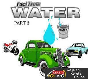 water fuel car